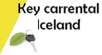 Key Carrental Islandia